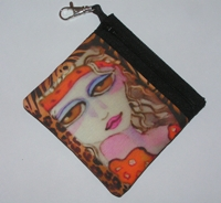 Hoochie Mama Zippered Pouch