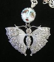 Ice Princess SNOOKS Necklace