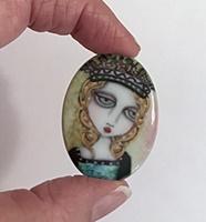 Lady Mary cameo