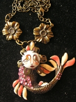 Lily Pond Mermaid