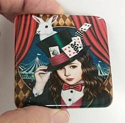 Magical Hat 2 inch square