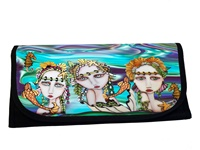 Mermaids Travel Cosmetic Bag