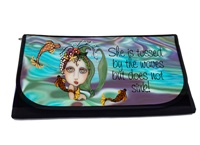 Mermaid Rolled Travel Bag