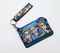 Mermaids Coin Purse