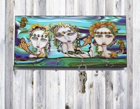 Mermaids Key Holder