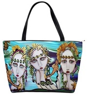 Mermaids Shoulder Bag