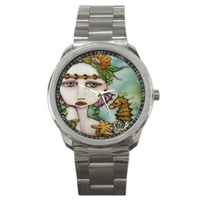 Mermaid and Seahorse Watch