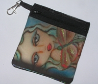 Mimzy Zippered Pouch
