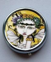 Moonflower Pill Box