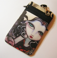 Night Friends IPhone Bag Scroll