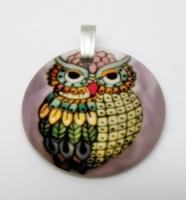 Owl 3 Charm