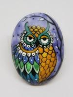 Owl 8 Charm