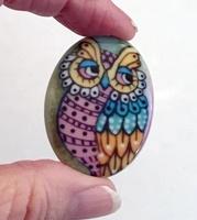 Owl 21 cameo