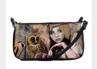 Owl Be With You shoulder bag