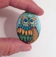 Owl 10 Cameo