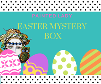 Painted Lady Easter Mystery Box