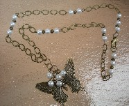 Pearls and Butterflies