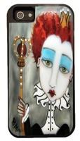 Red Queen Phone Case