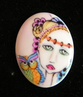 Romeo and Juliet Cabochon