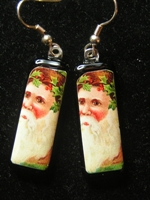 Santa 10 Earrings