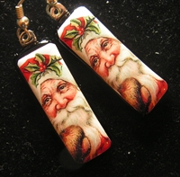 Santa 1 Earrings