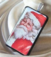 Santa 9 Earrings