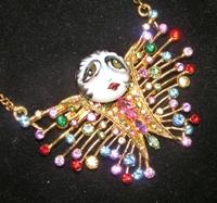 Cabaret Showgirl SNOOKS Necklace