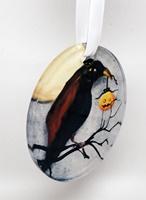 Spirit Raven Ornament