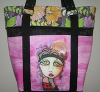 Strawberry Fields Forever Tote