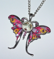 Sugar Plum Fairy SNOOKS Necklace
