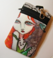 Whispers IPhone Bag