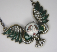 Wings Of The Ages SNOOKS Necklace