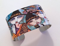 Witches Cuff Bracelet