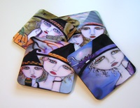 Witches Brew Coasters